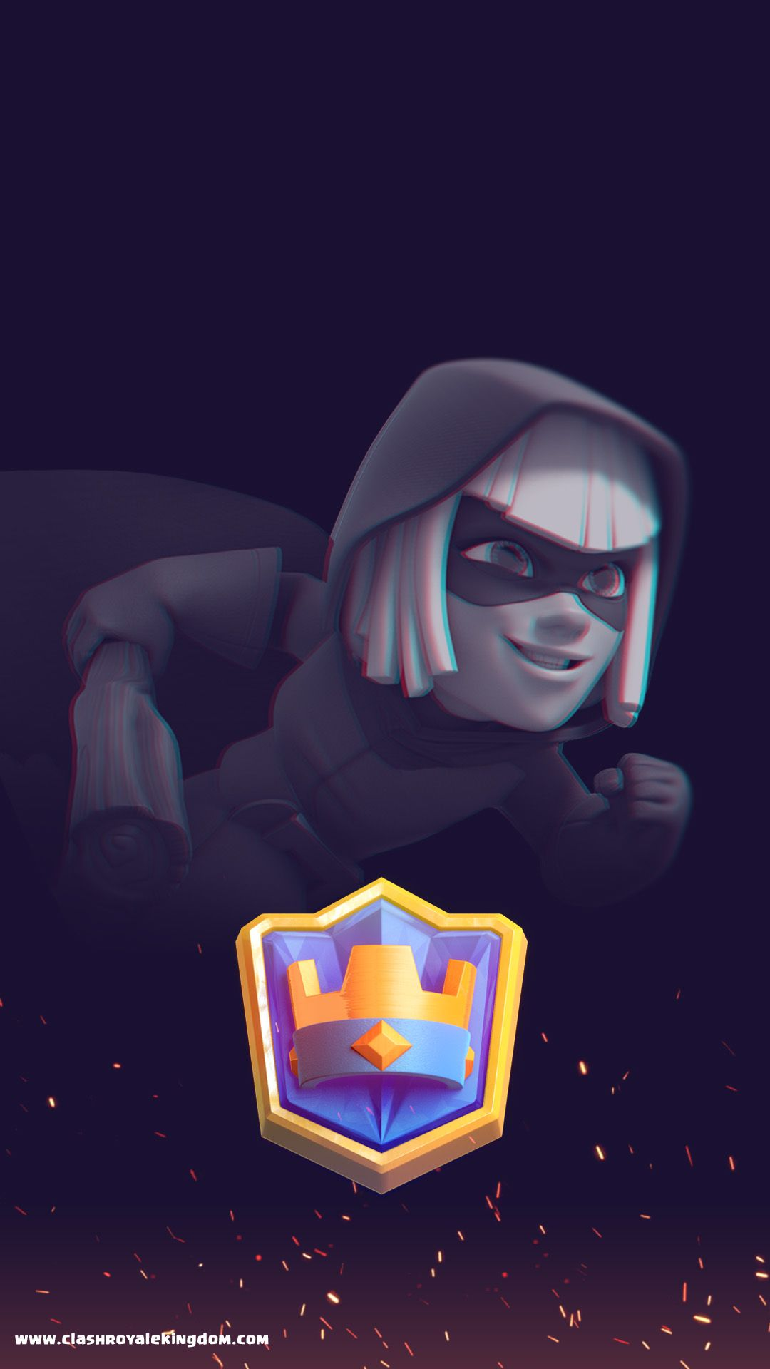 Clash royale sparky wallpaper