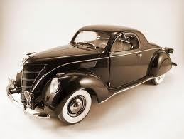 1937 lincoln zephyr precision 100 collection nib with coa beauty black beauty and lincoln. Black Bedroom Furniture Sets. Home Design Ideas
