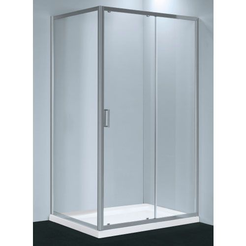 Benchmark 1200mm Sliding Shower Door Shower Doors Shower Enclosure Slider Door