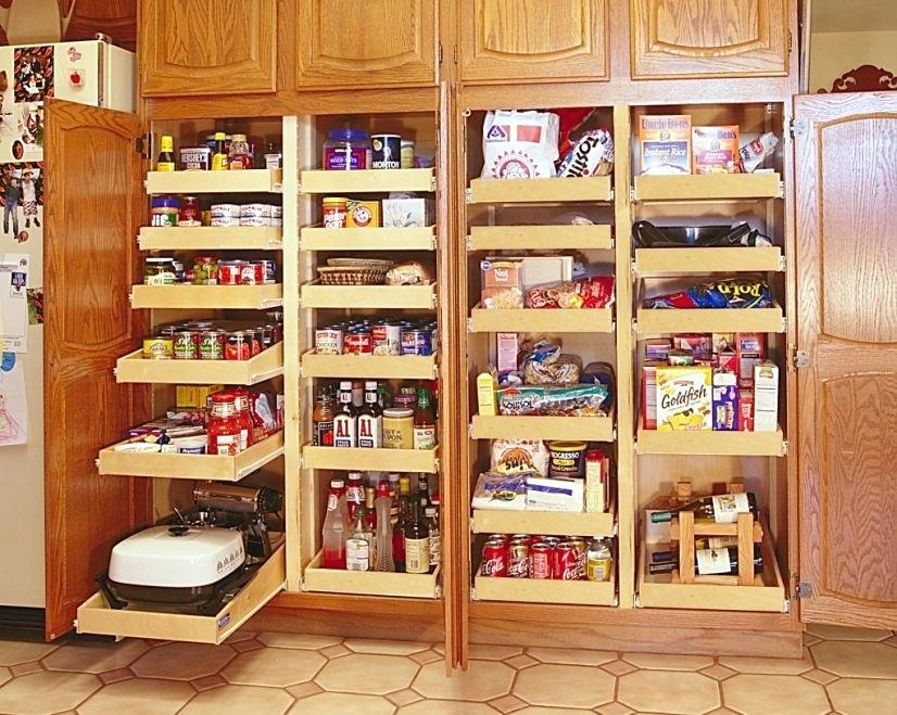 Kraftmaid Tall Pantry Cabinet Examples