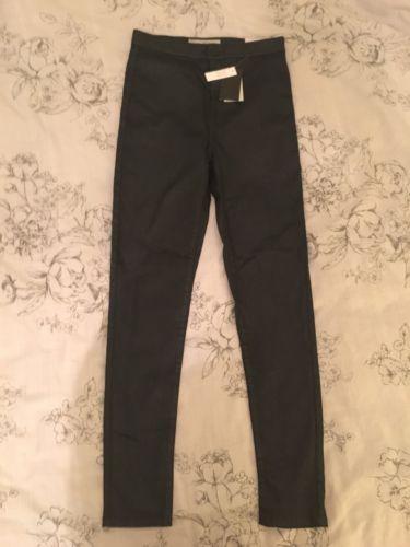 TOPSHOP Joni New w30 Black Skinny Jeans  https://t.co/ddom0gT6Gj https://t.co/LPXbrwmdPt