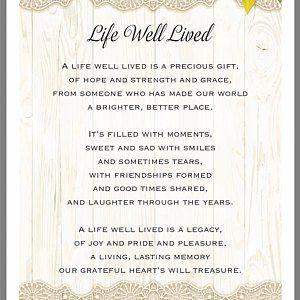 Forget-Me-Not Flowers Prayer Card, Memorial Card,