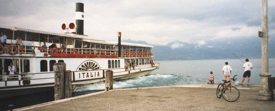 Freizeit | Neuer Fährfahrplan 2014 am Gardasee