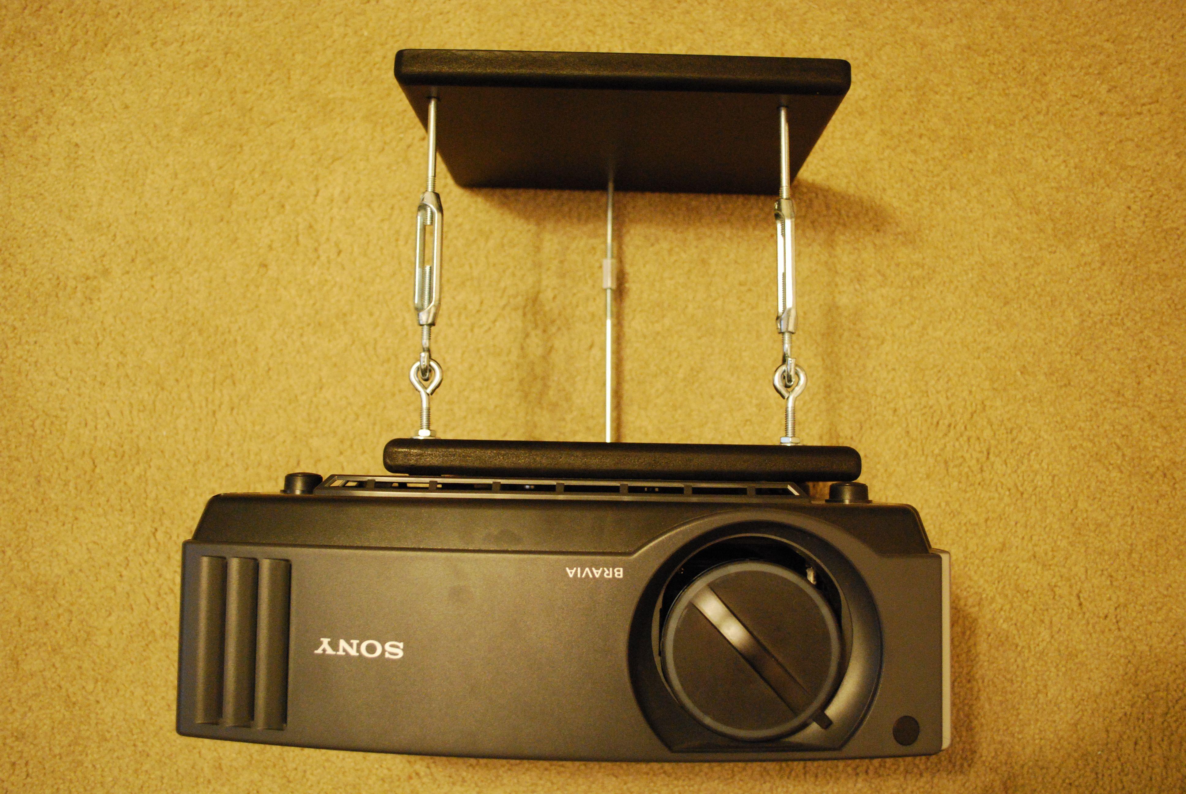 Mounting Projector To Ceiling Joist Www Energywarden Net