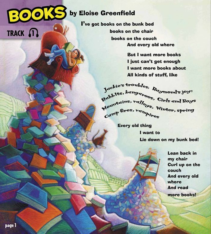 Poems On Books And Reading