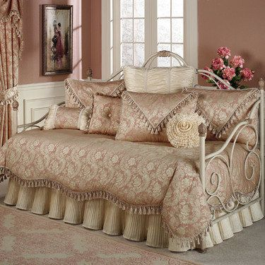 Daybed Covers Chantilly Rose Daybed Set Daybed Bedding Sets