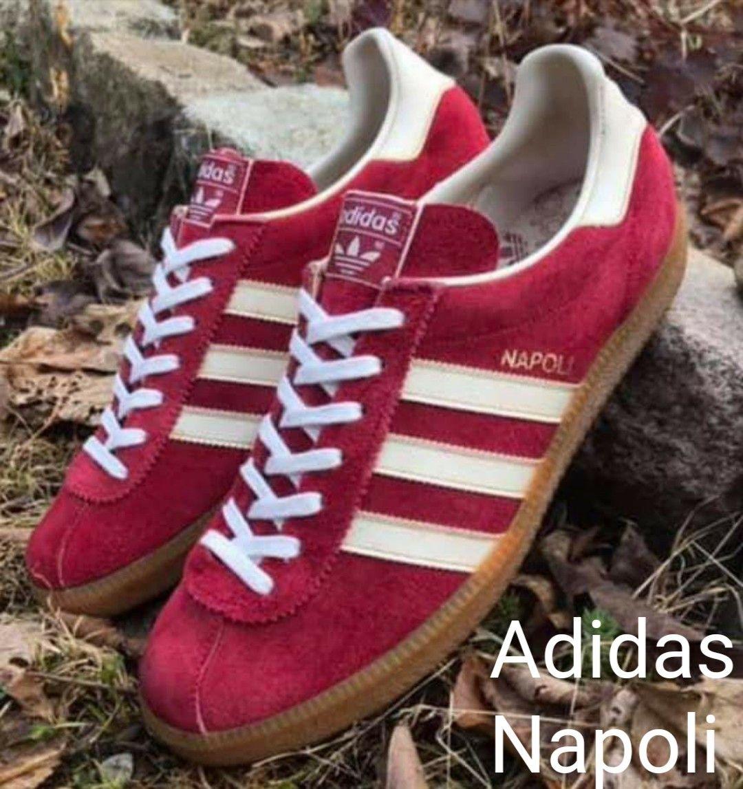 Crackin' pair of vintage Adidas Napoli cheers WT | Vintage