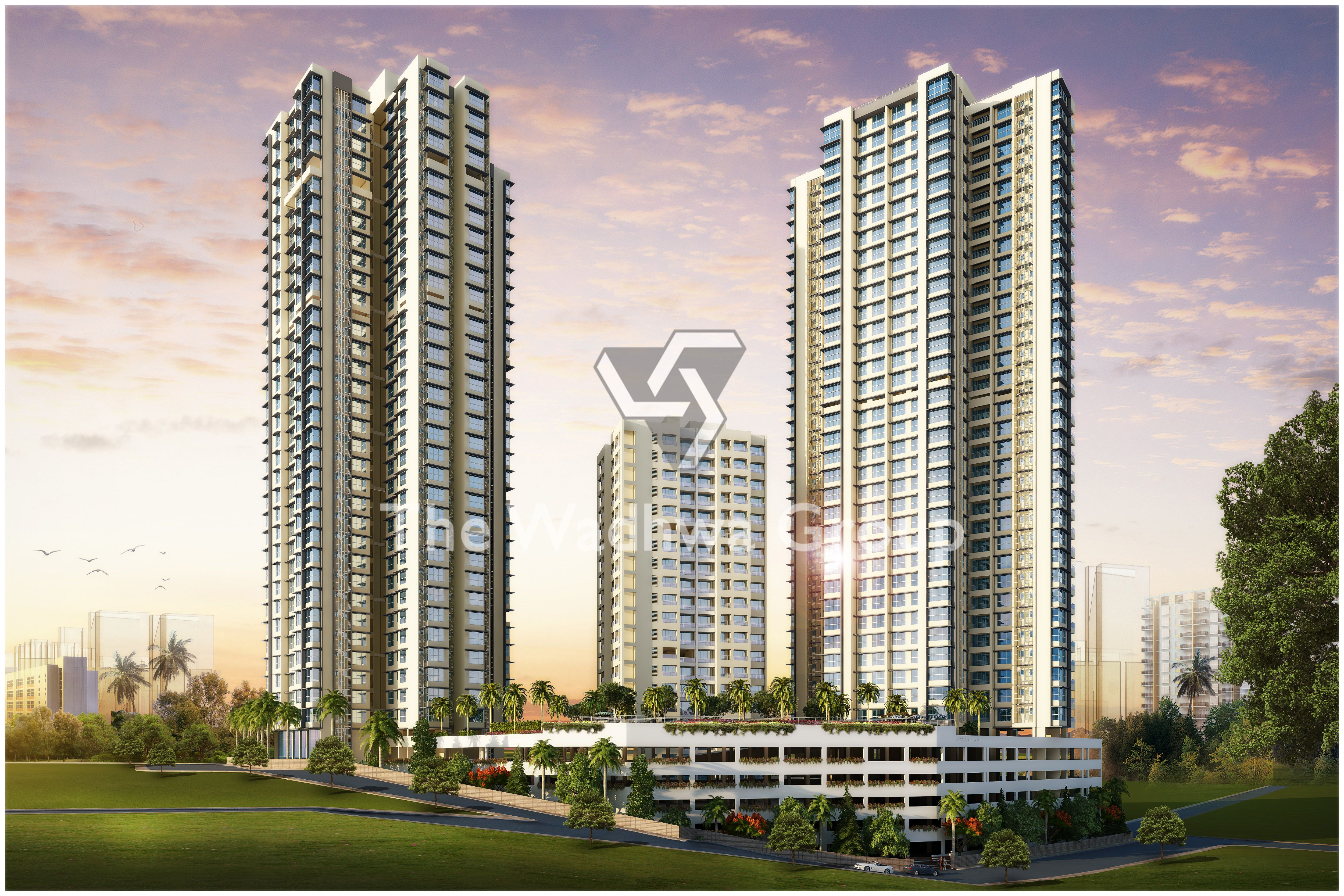 Anmol Fortune Residential Property In Goregaon By The Wadhwa Group Property Residential Real Estate
