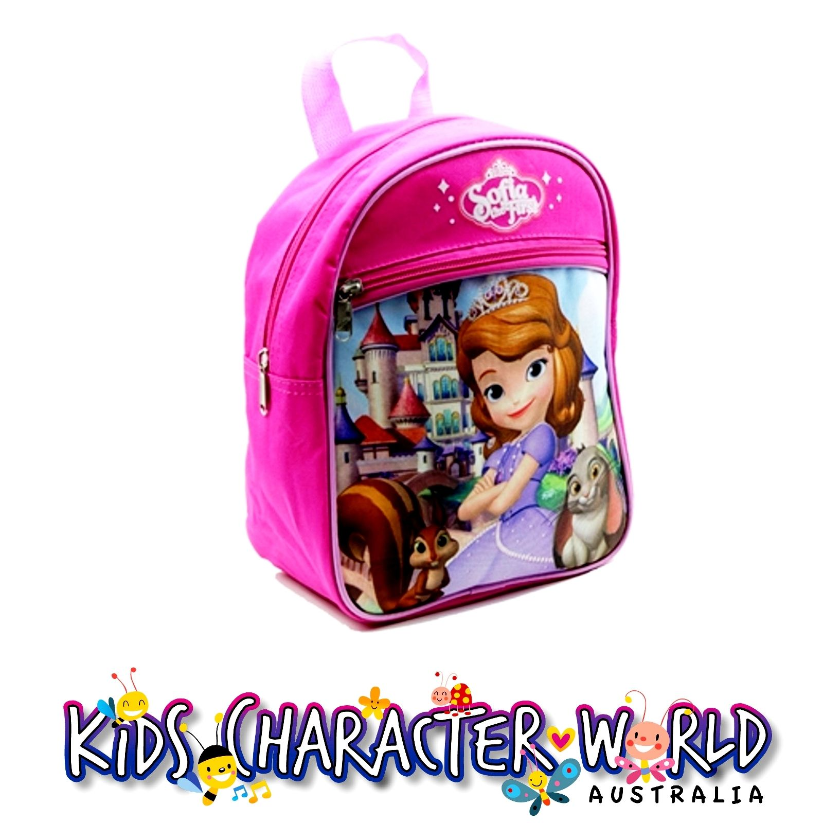 d83cd9d7152 Sofia The First Mini Backpack- Fenix Toulouse Handball
