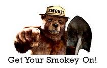 Get Your Smokey On and take the pledge #Homeschool