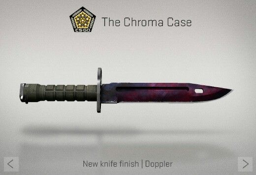 Bayonet | Doppler | Knife | CS:GO | SKIN