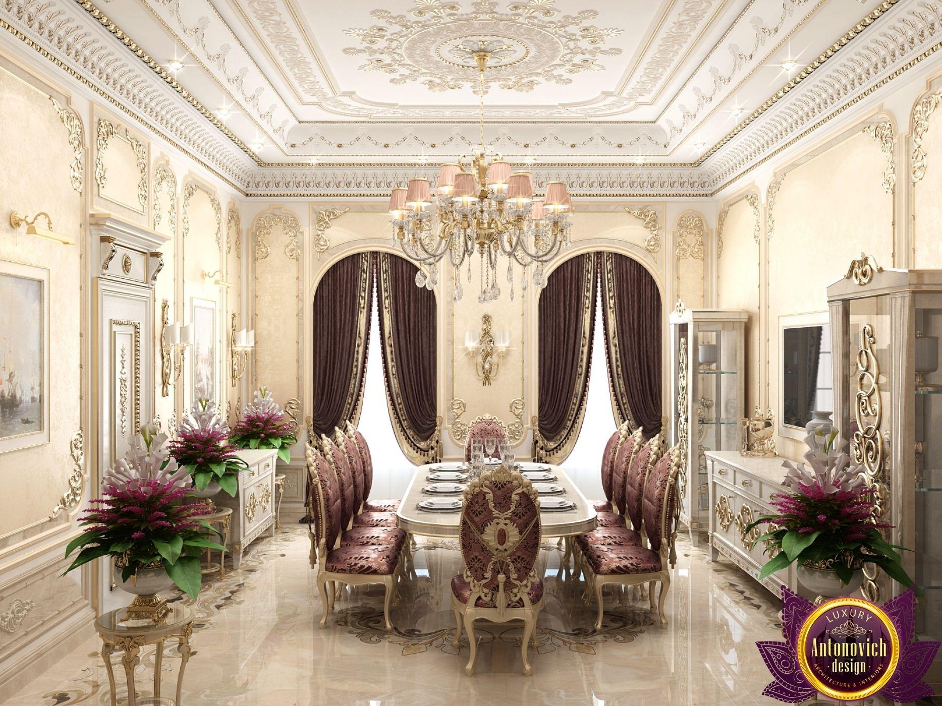 Villa Interior Design in Dubai Luxury Villa Design Pakistan