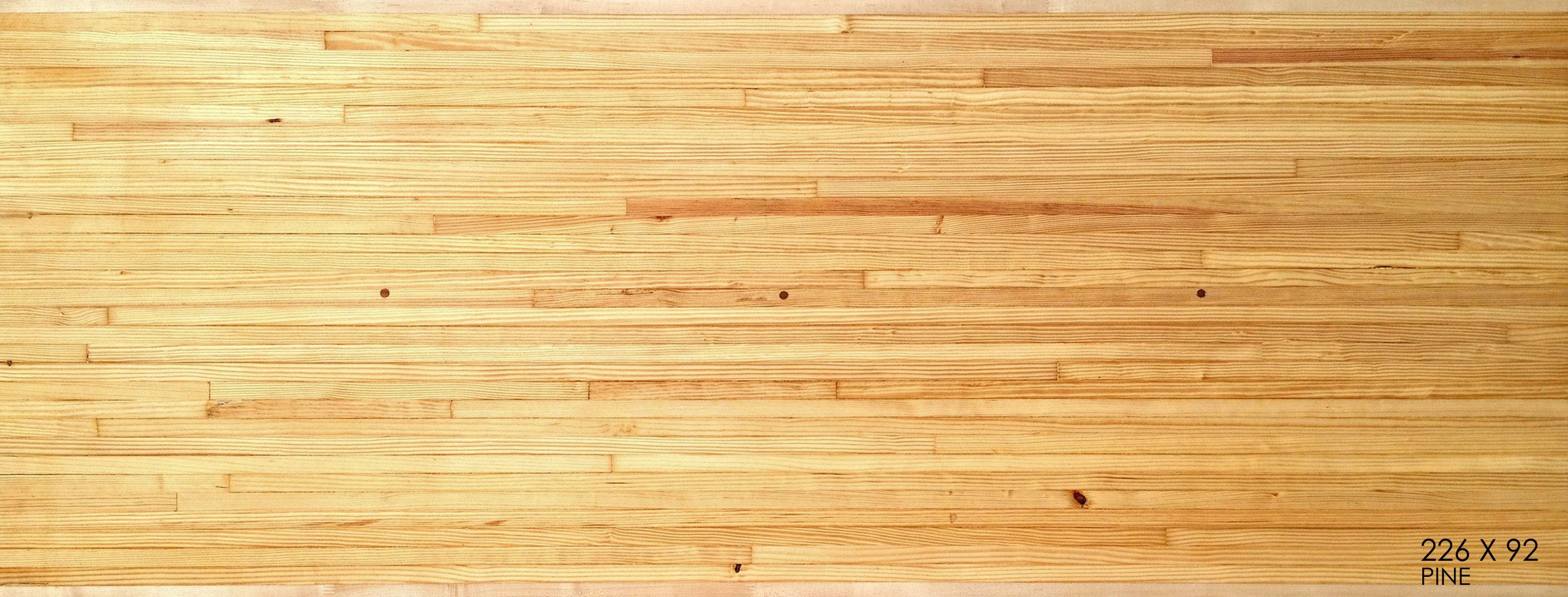 Pine bowling lane tabl...