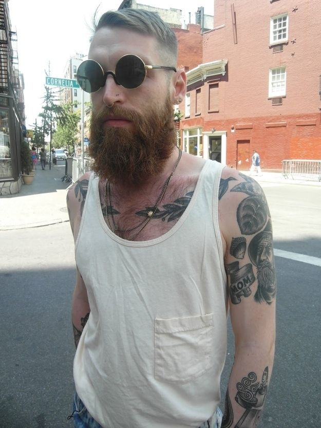 The Amish Beard Man Things Hipster Haircuts For Men