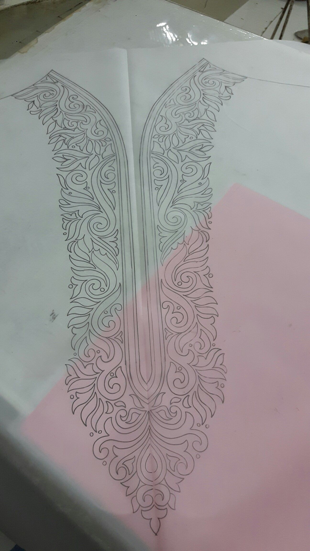 Yoke design misc pinterest embroidery embroidery designs and