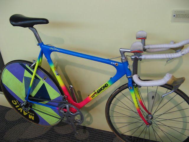 Greg Lemond s time trial bike from the 1990 Tour de France  060687f13