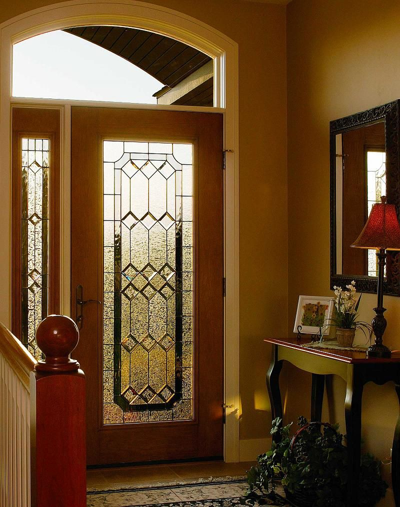 Odl Majestic Decorative Door Glass Landscaping Pinterest