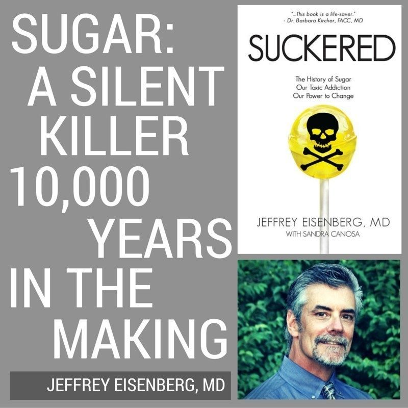 Sugar - A Silent Killer 10,000 Years In The Making