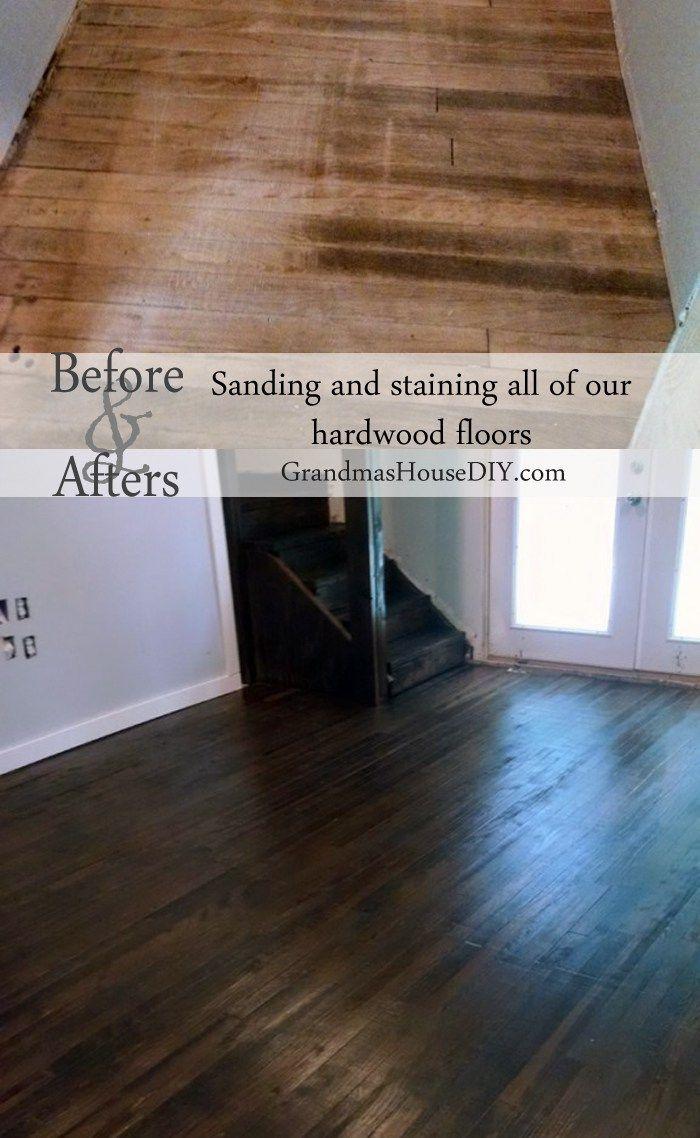 Inexpensive Wood Floor That Looks Like A Million Dollars Four