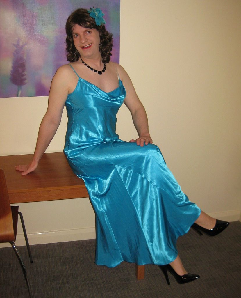 from Canaan transgender dress gown cocktail