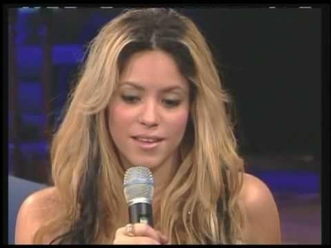 Shakira - Otro Rollo 2/19/02 Parte I