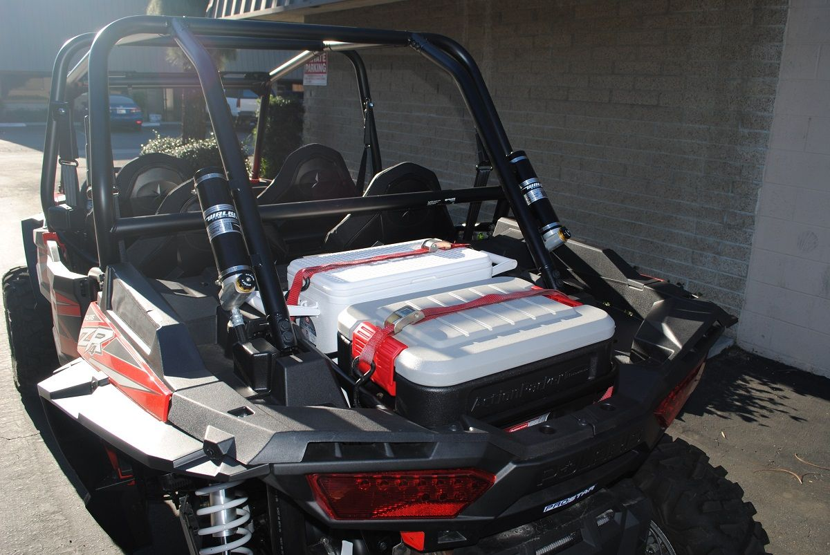 4 800 SuperATV Rear Insulated Cargo Storage Box for Polaris RZR 800 800 S