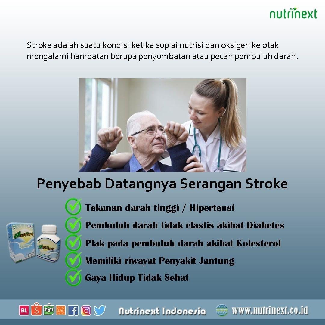 Penyebab Datangnya Serangan Stroke 1 Tekanan Darah Tinggi