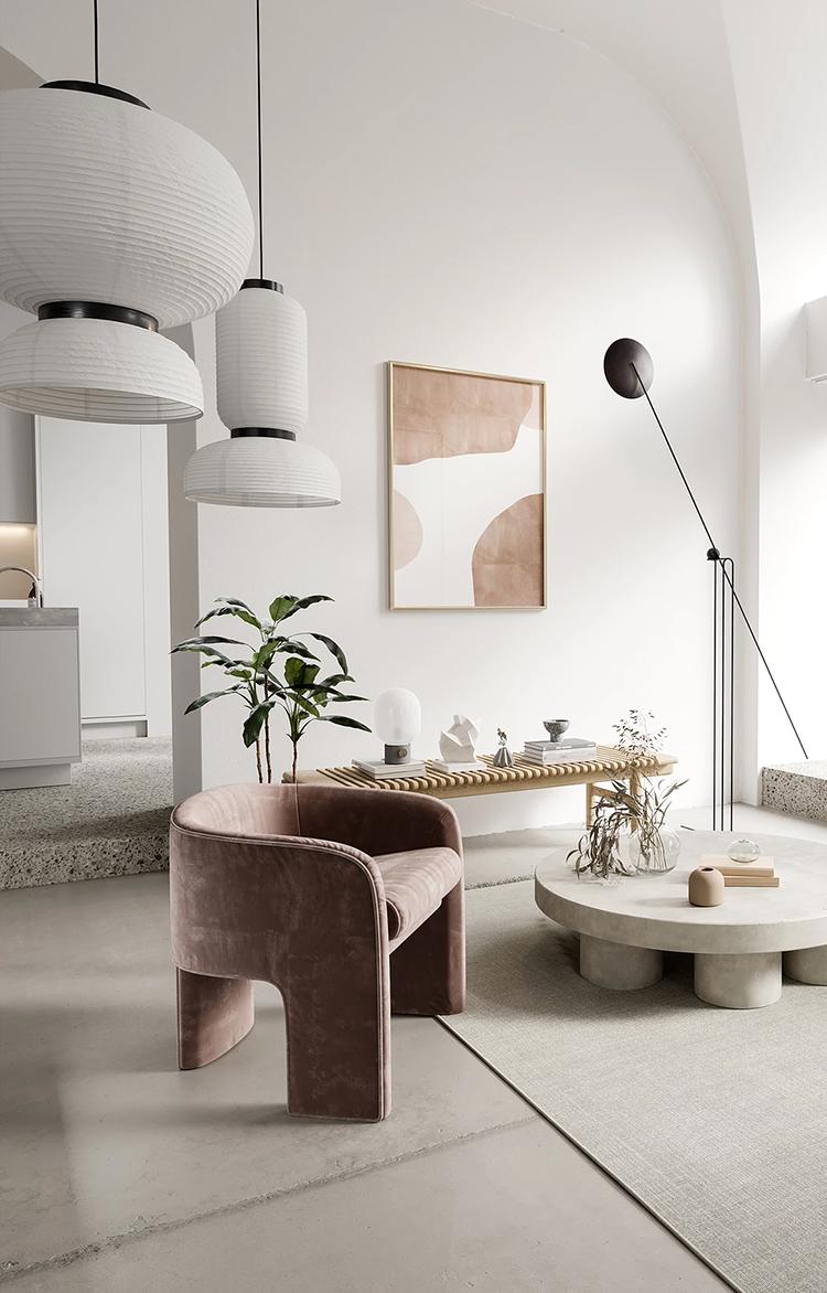 Jh5 Formakami Pendant Home Decor Interior Design Blog Living Room Interior