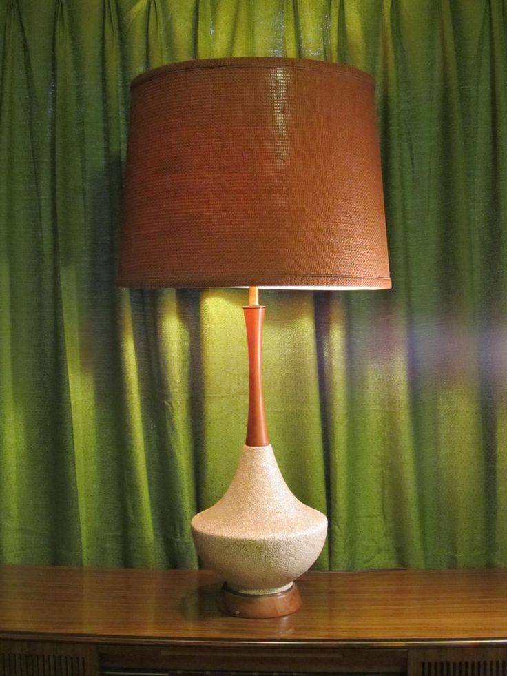 Image Result For Mid Century Lamp
