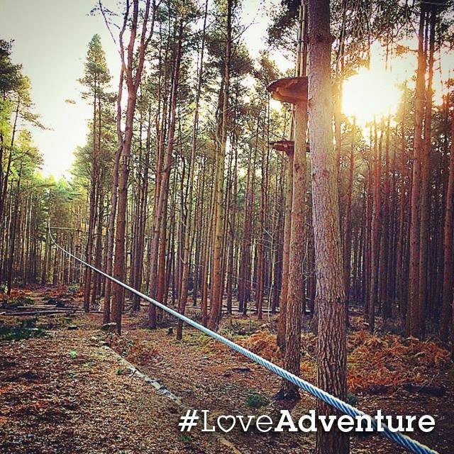 Geeeeeeeeronimo! #LoveAdventure