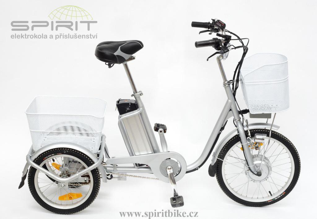 SpiritShopping elektro-trojkolka NEXUS3