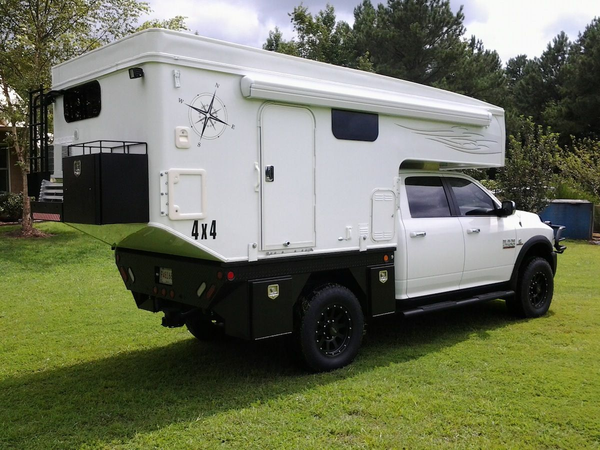 Building A Great Overland Expedition Truck Camper Rig Best Truck
