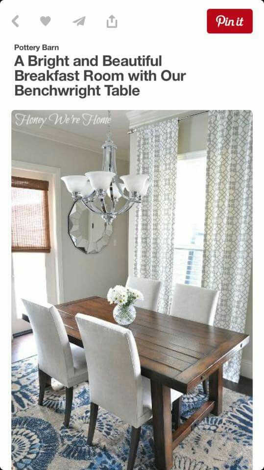Pin by Erin Grow on kitchen in 2018 Pinterest Room, Dining room