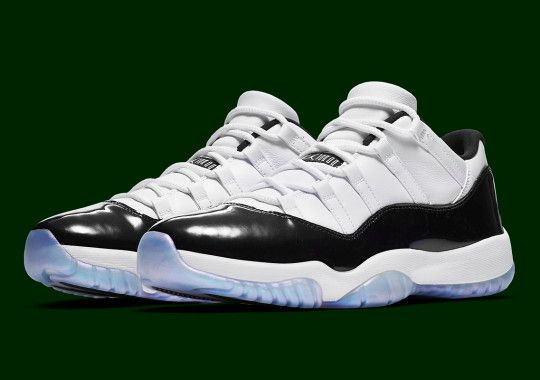 """size 40 3a341 f9f19 Official Images Of The Air Jordan 11 Low """"Emerald""""   WOMEN'S ..."""