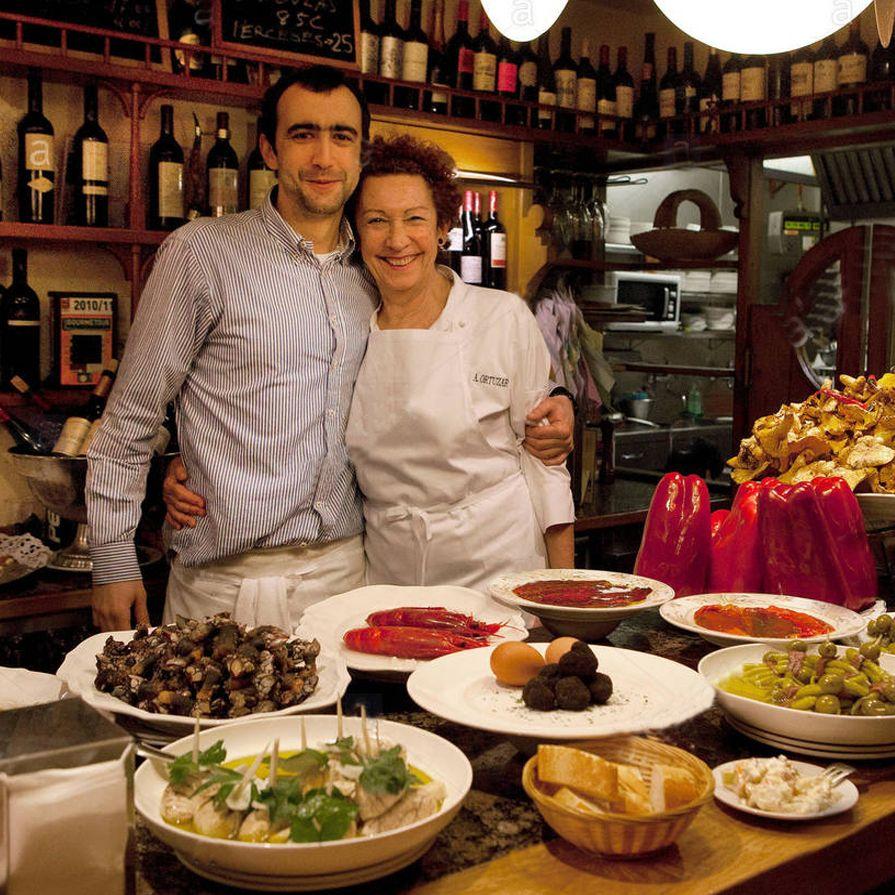 Ganbara Donostia Encabeza Los 100 Mejores Restaurantes