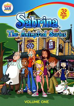 Sabrina The Animated Series Vol 1 Dvd Old Cartoon Shows Old Cartoons Cartoon Tv Shows