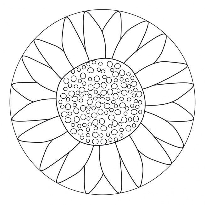 Mandala Calismalariniz Icin Bir Kac Ornek Mandala Desenler Renkler
