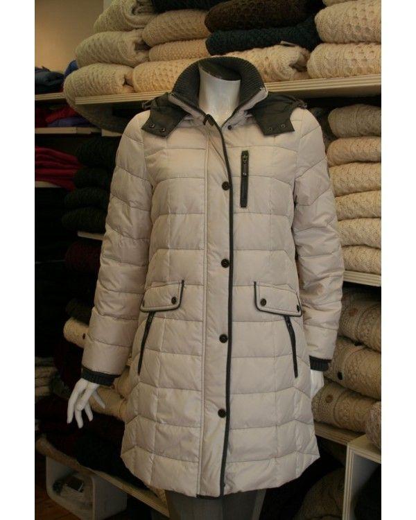 1d586e3ba4e5 Lebek Down Coat   Barbara Lebek Clothing   Coat, Clothes, Winter Coat