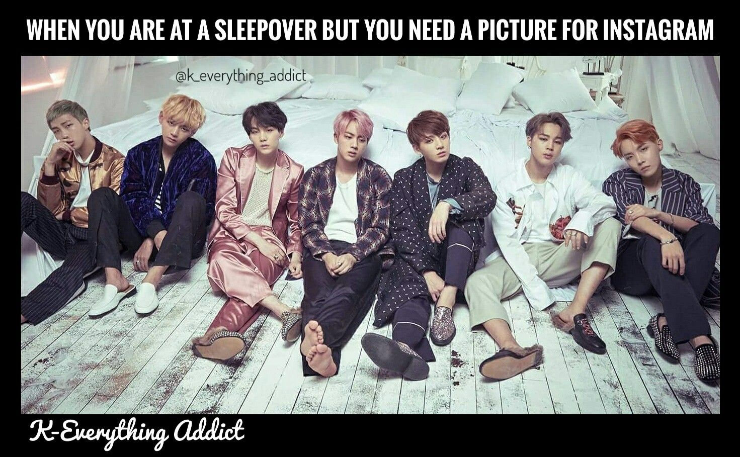 Funny Sleepover Meme : Always picture perfect bts btsmemes kpop funny memes