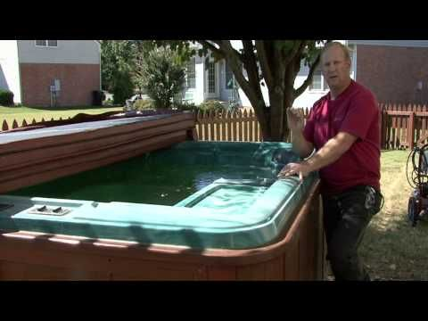 #HomeMaintenance How to clean your hot tub