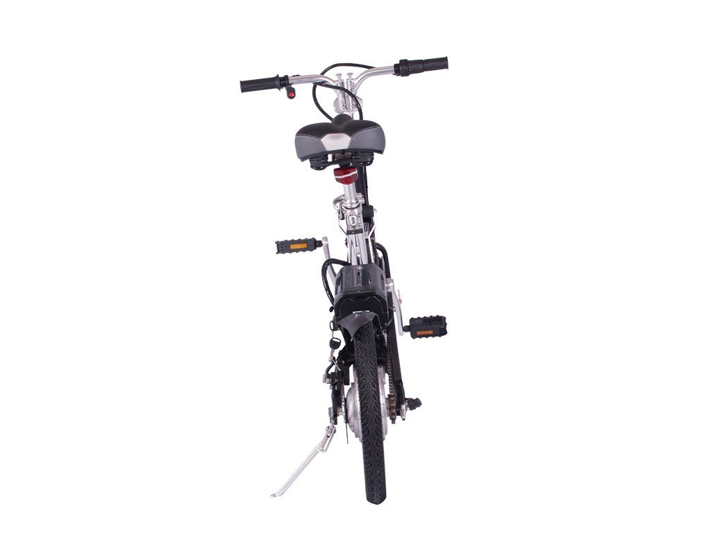 X Treme City Express Mini Folding Electric Bicycle The