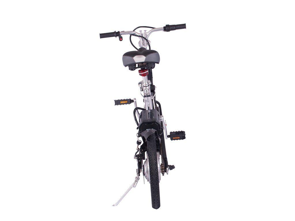 X Treme City Express Mini Folding Electric Bicycle The