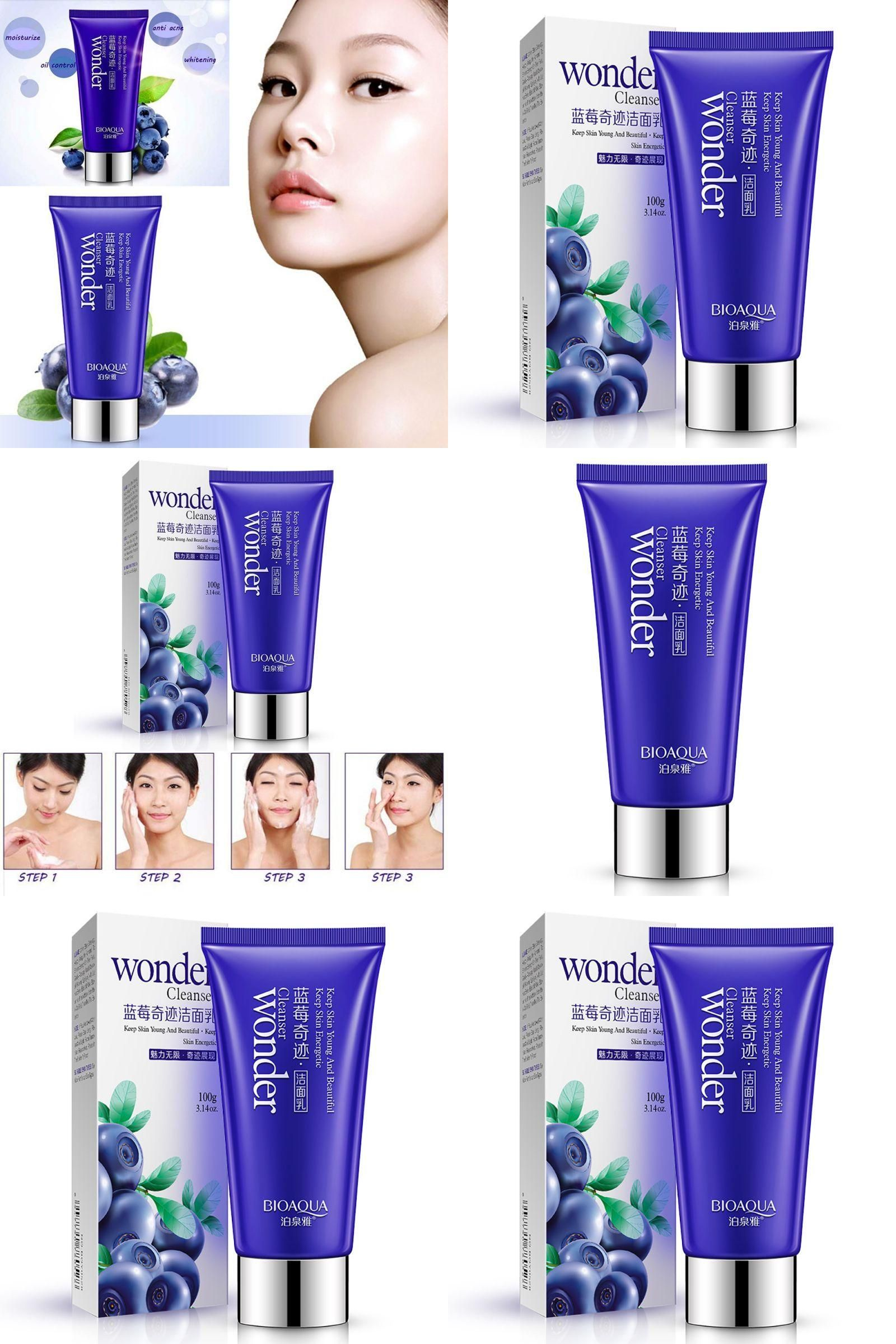 Visit To Buy Face Mask Blueberry Miracle Deep Cleanser Maquiagem