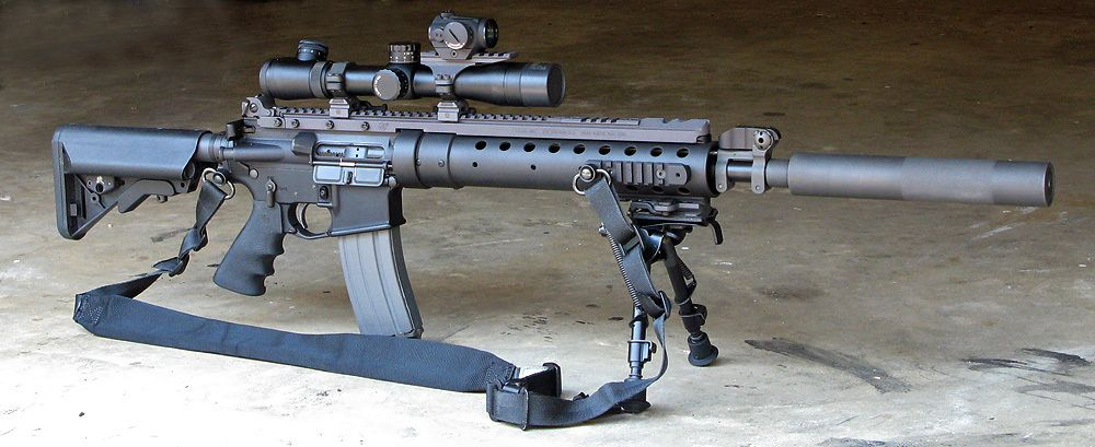 MK12 Mod 0 | FIREARMS & Accessories: | Guns, Firearms, Weapons