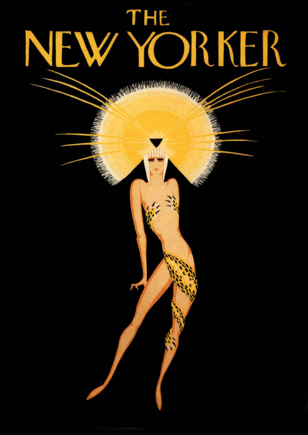 Cover art by Max Ree, 1925. I don't even care what's inside! The cover art is stunning... in the style of Erte.