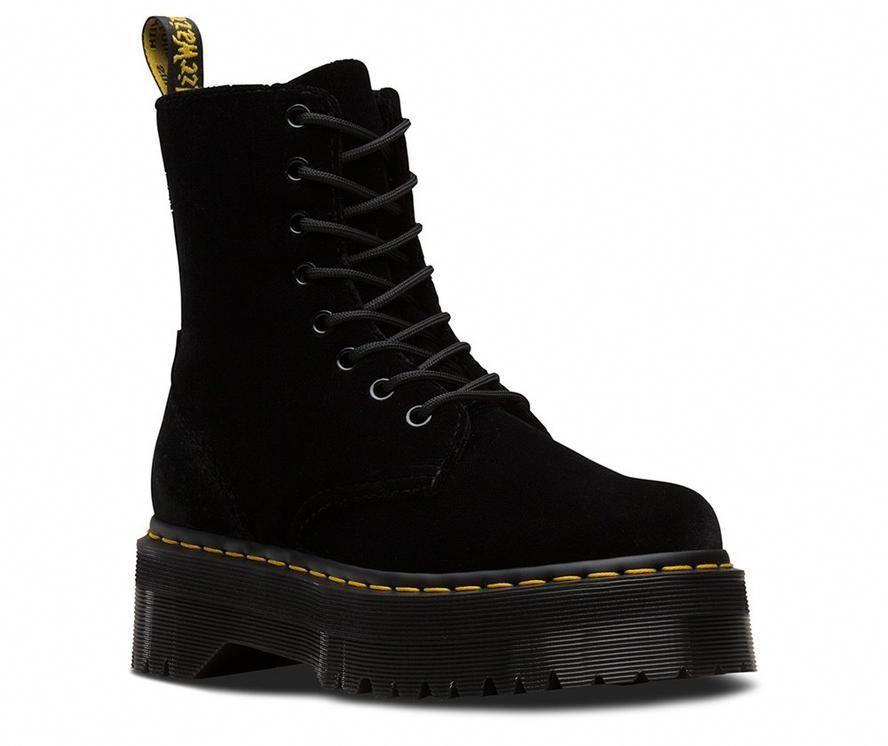 JADON VELVET   Women's Boots, Shoes & Sandals   Dr. Martens