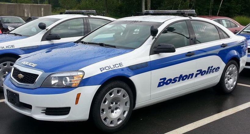 2011 Chevrolet Caprice Ppv Boston Massachusetts Police Cars Armored Truck Police Patrol