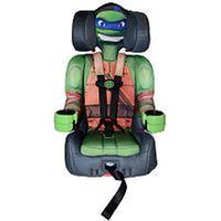 KidsEmbrace Friendship Combination Booster Car Seat - Teenage Mutant Ninja Turtles