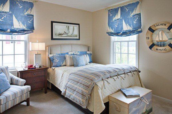 Coastal home decorating ideas beach theme decor bedroom