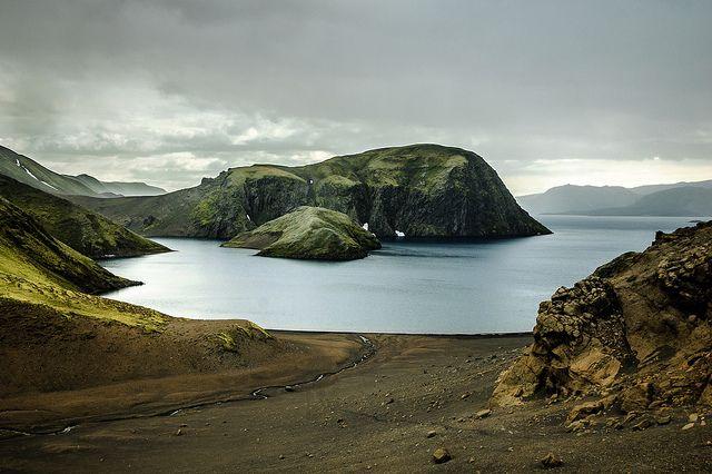 Fagrifjörður by Oli Mars